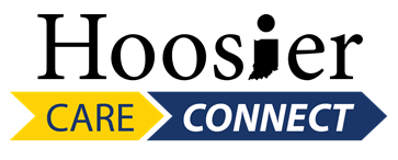 Hoosier Care Connect Logo